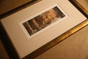Ugo Baracco - Print Framed