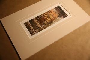 Ugo Baracco - Print Mounted